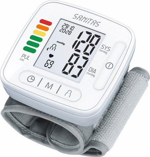 Sanitas Handgelenk-Blutdruckmessgerät SBC22