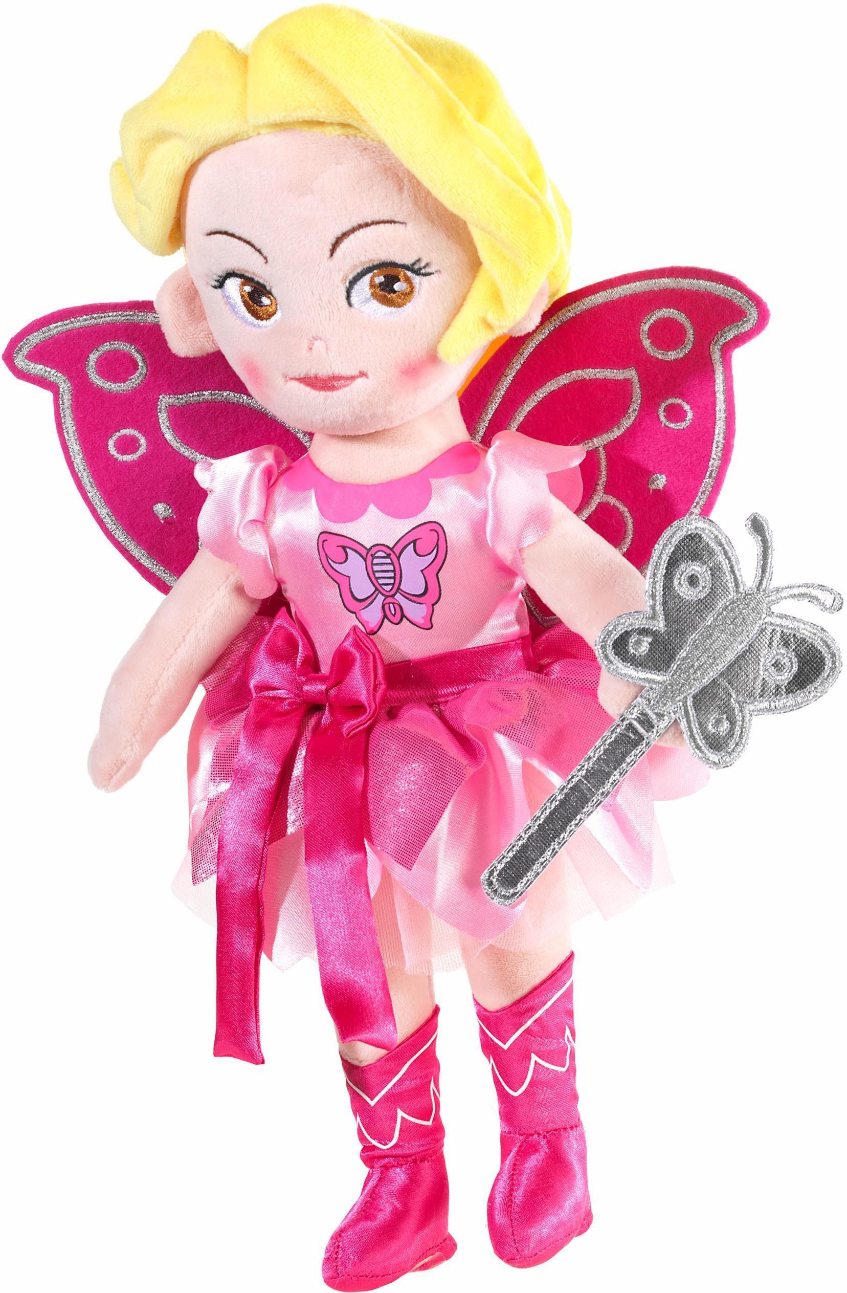 Heunec Plüschpuppe, »Magic Doll, Fee 40 cm«