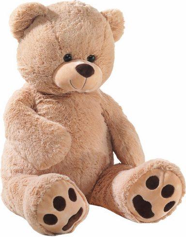 heunec pl schtier teddyb r beige 100 cm kaufen otto. Black Bedroom Furniture Sets. Home Design Ideas