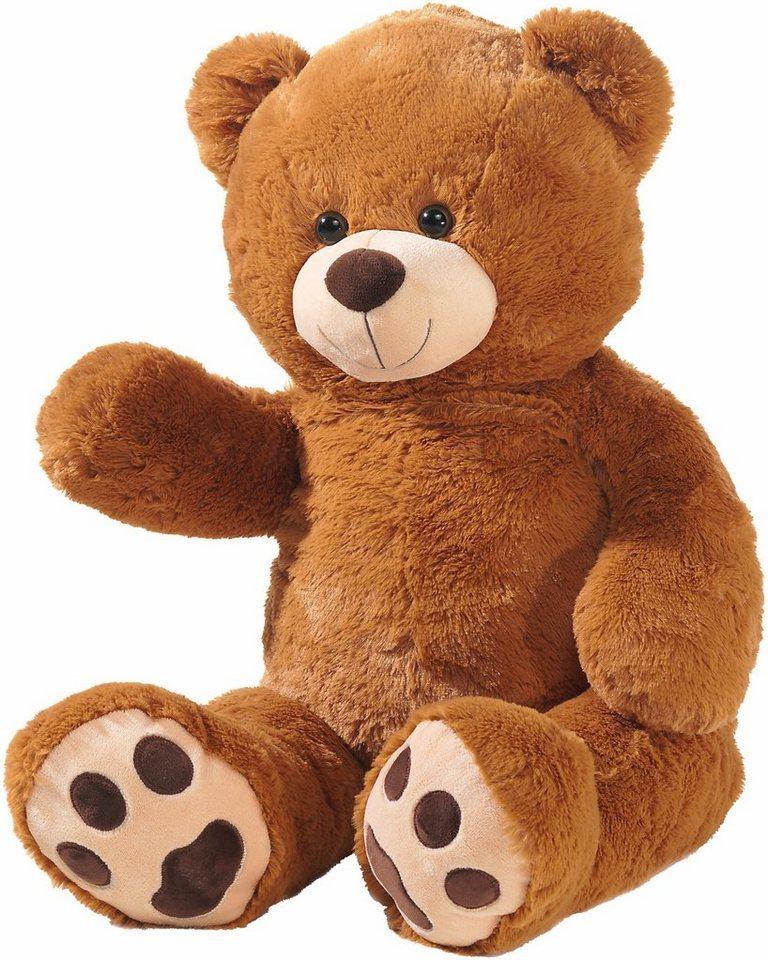 heunec pl schtier teddyb r braun 100 cm kaufen otto. Black Bedroom Furniture Sets. Home Design Ideas