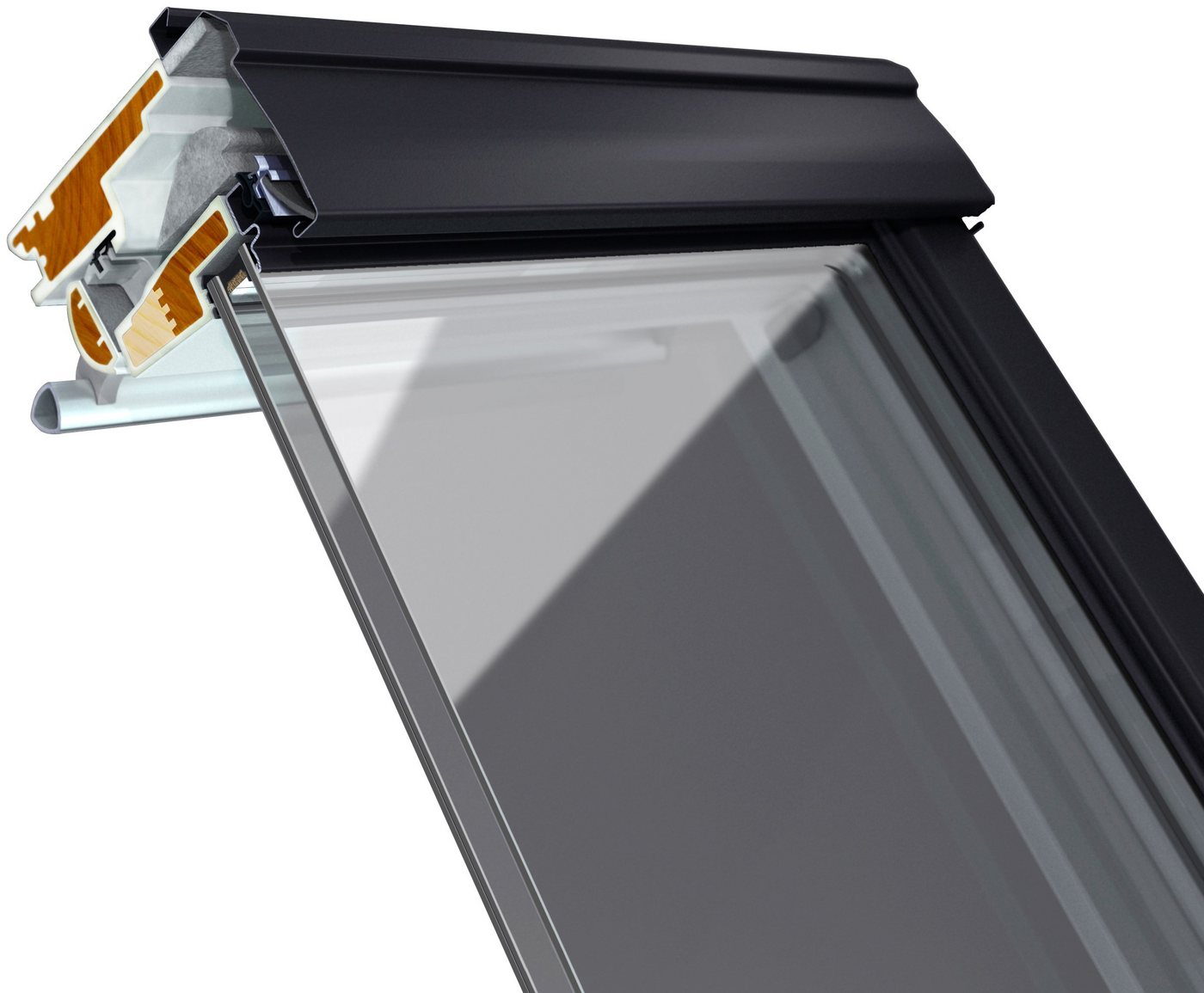 VELUX Dachfenster »GPU MK06«, BxH: 78x118 cm
