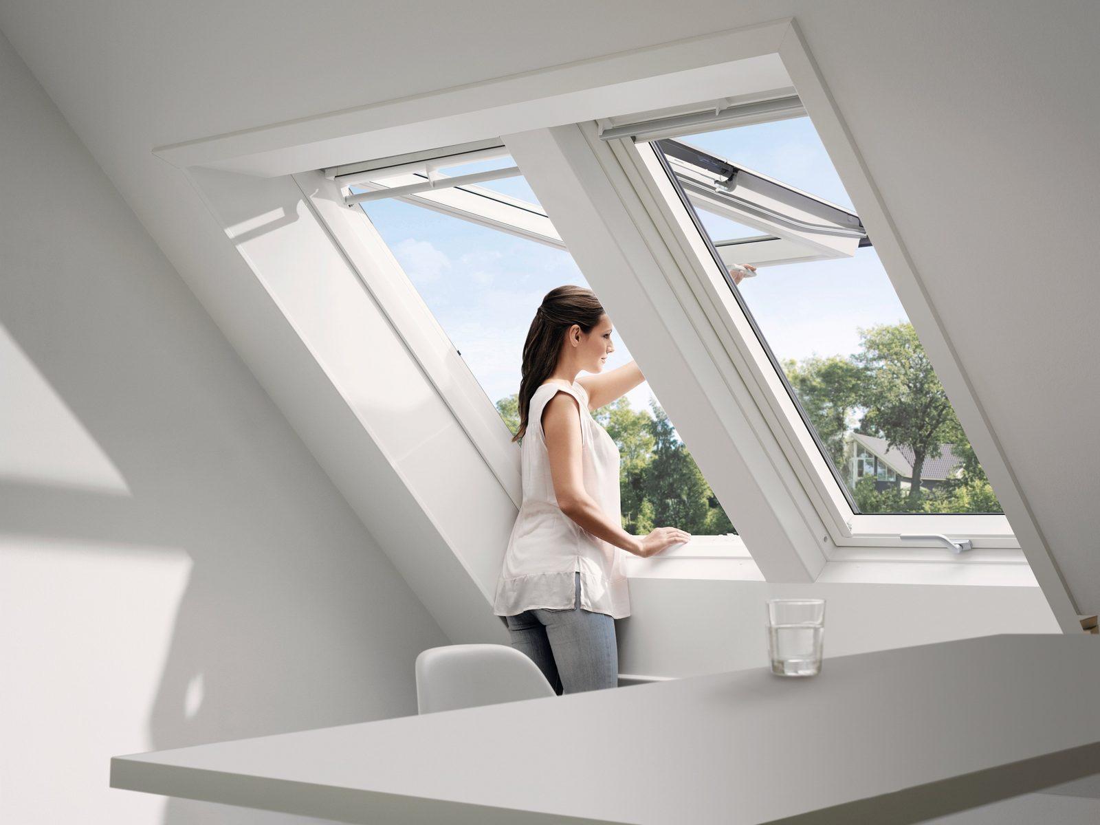 VELUX Dachfenster »GPU SK08«, BxH: 114x140 cm