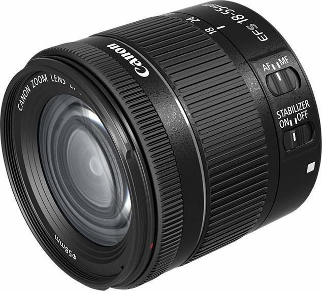 Objektive - Canon »EF S« Zoomobjektiv  - Onlineshop OTTO