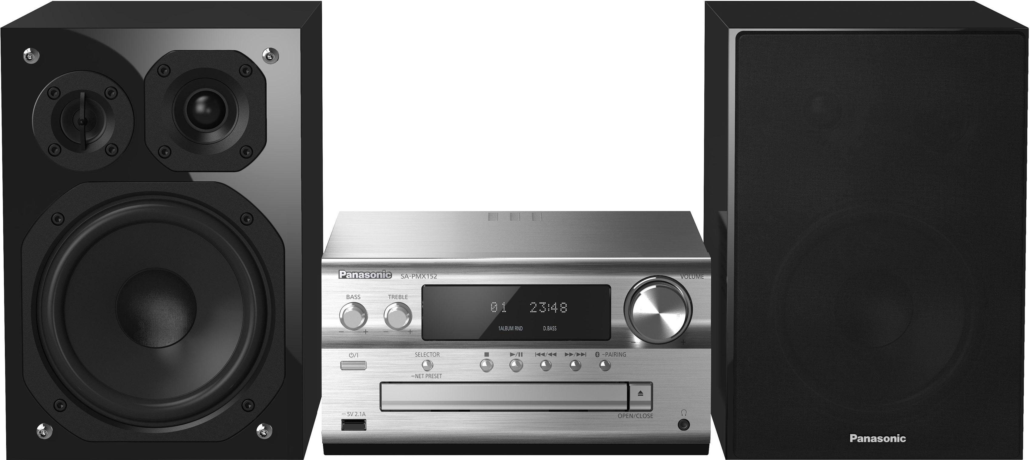 Panasonic SC-PMX152 ALL Connected HiFi System