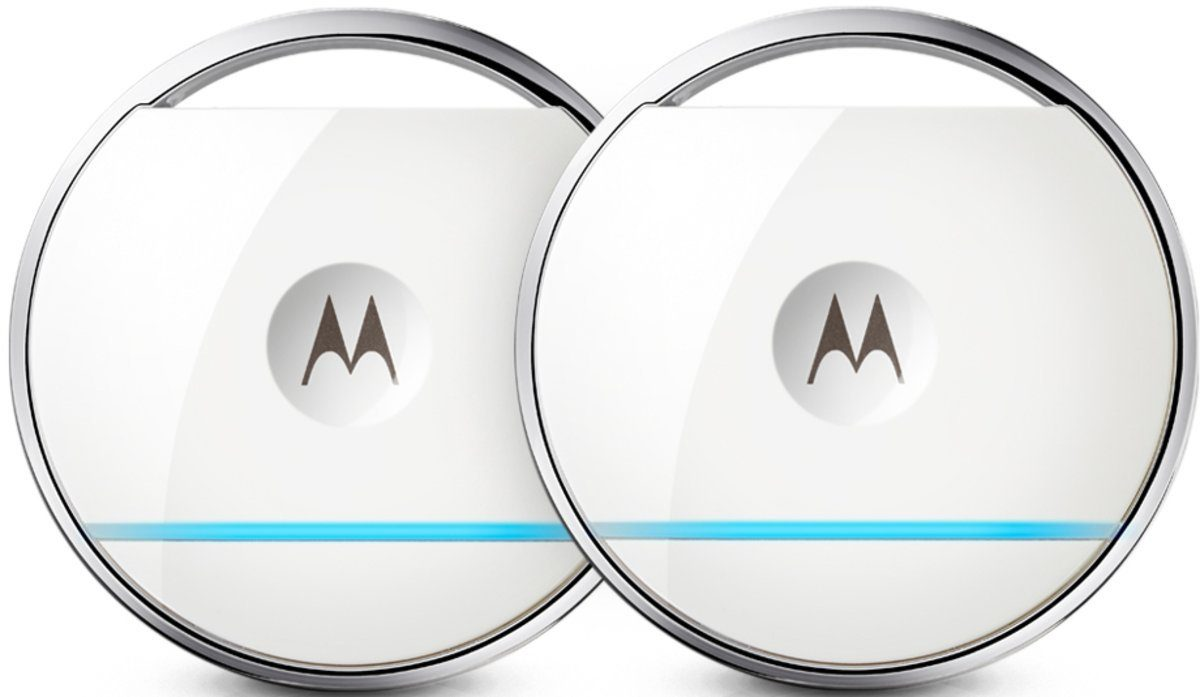 Motorola Smart Home Zubehör »Focus Smart Tag Twin Set«