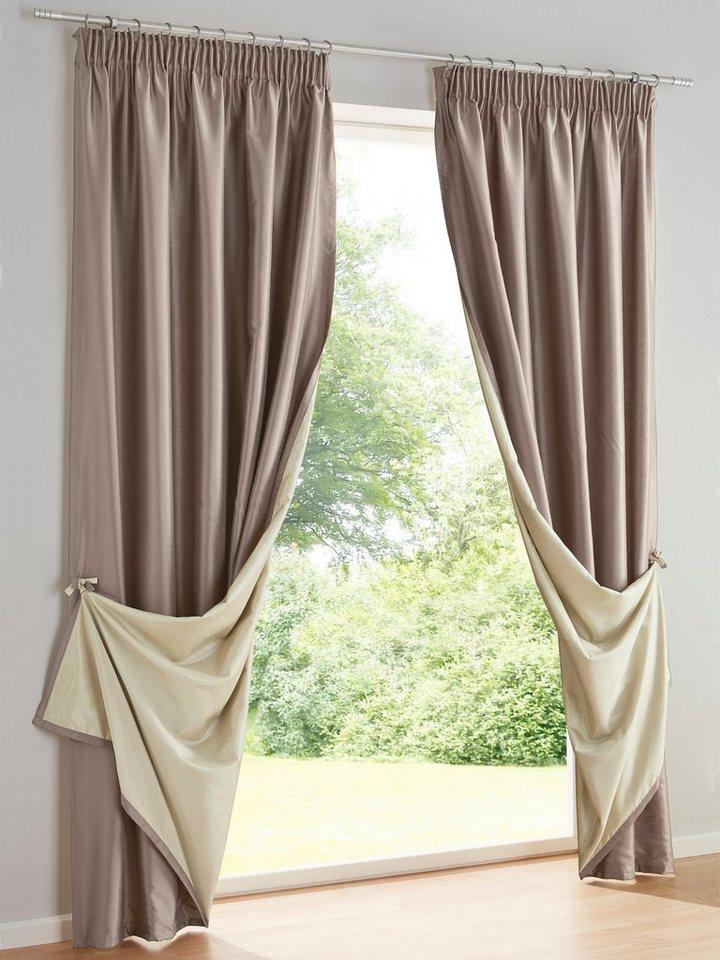 heine home dekoschal 2er set 2er set kaufen otto. Black Bedroom Furniture Sets. Home Design Ideas