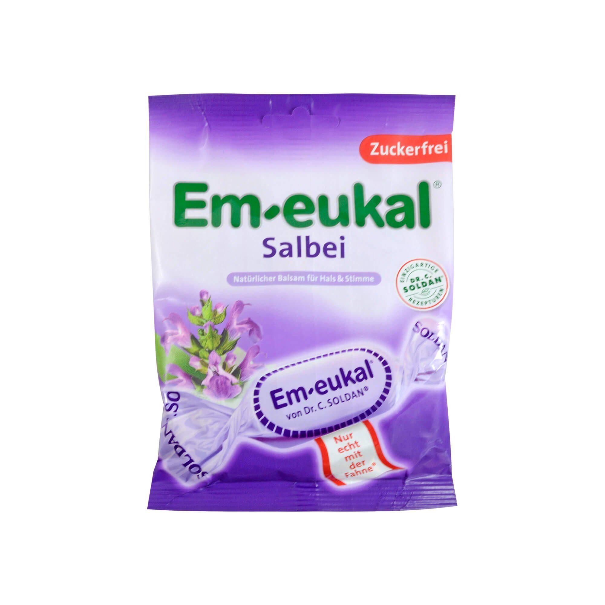 Em Eukal Salbei zuckerfrei , 75 g