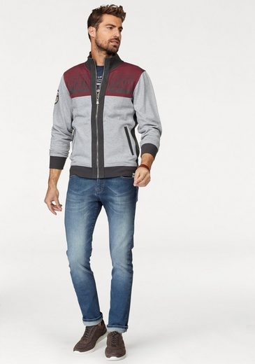 Tom Tailor Polo Team Sweatjacke