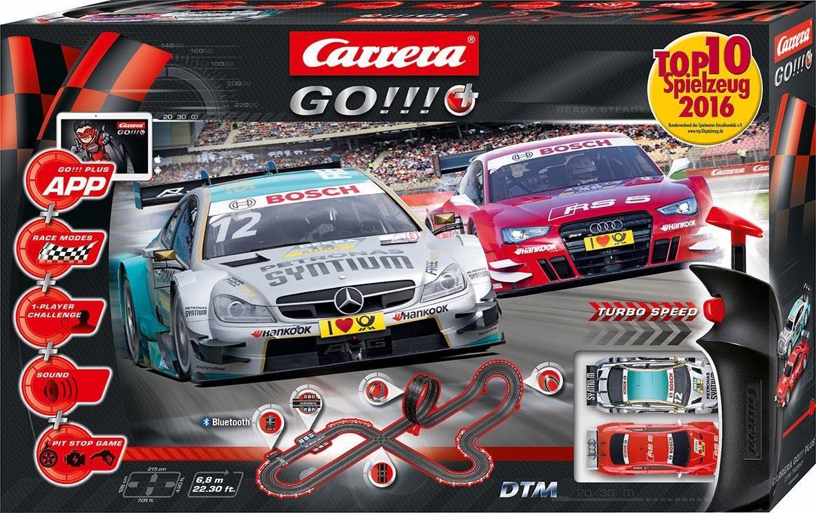 Carrera Autorennbahn, »Carrera® GO!!! Plus, DTM Trophy«