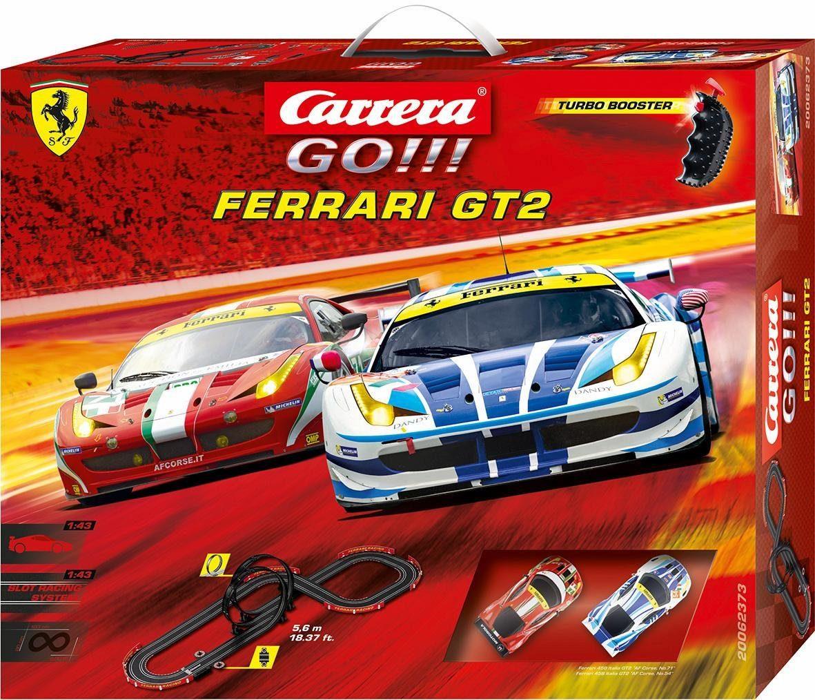 Carrera Autorennbahn, »Carrera® GO!!!, Ferrari GT2 «