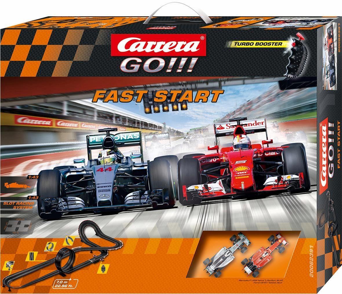 Carrera Autorennbahn, »Carrera® GO!!!, Fast Start«