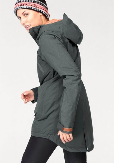 Bench Performance Parka