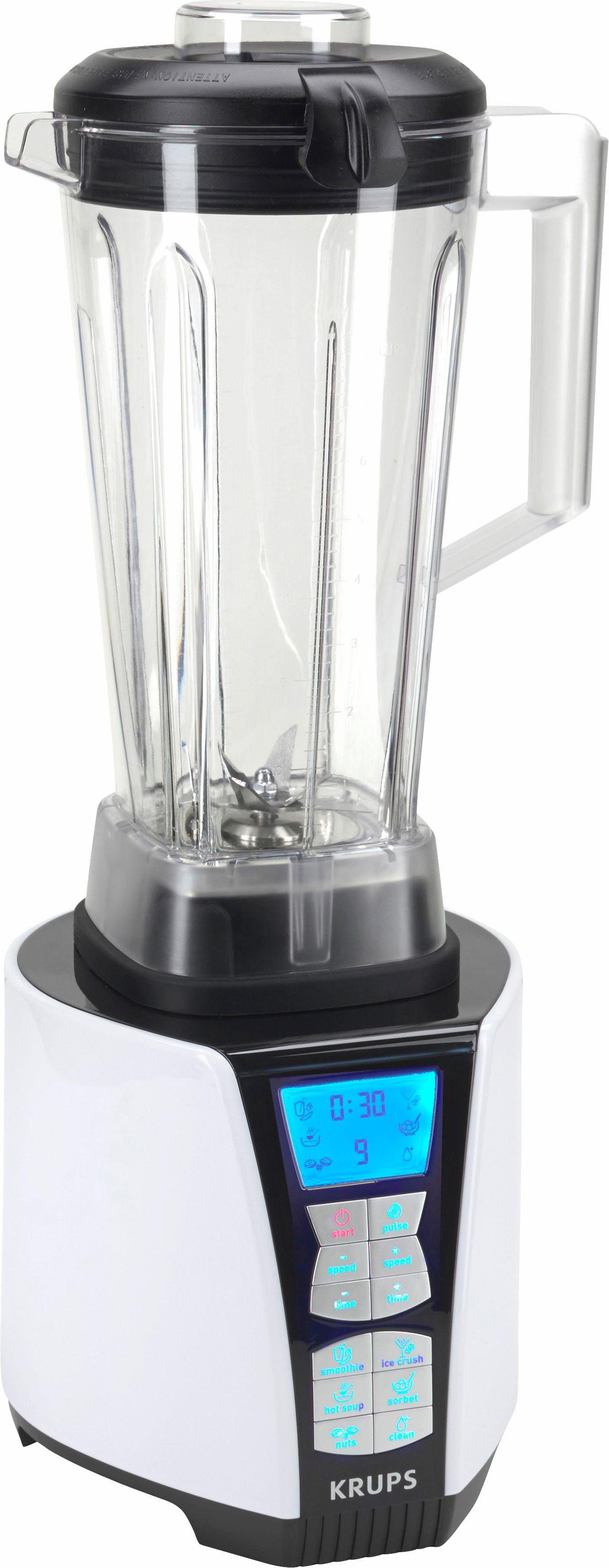 Krups High-Speed Standmixer Perfect Mix 9000 KB7030, 1500 Watt