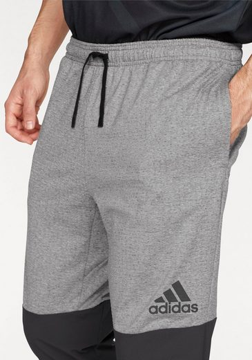 adidas Performance Sporthose EXTREME WORKOUT PANT, mit reflektierendem Logodruck