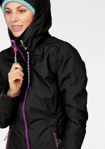 Oneill Skijacke Pw Solo Jacket, Water Column 10000mm