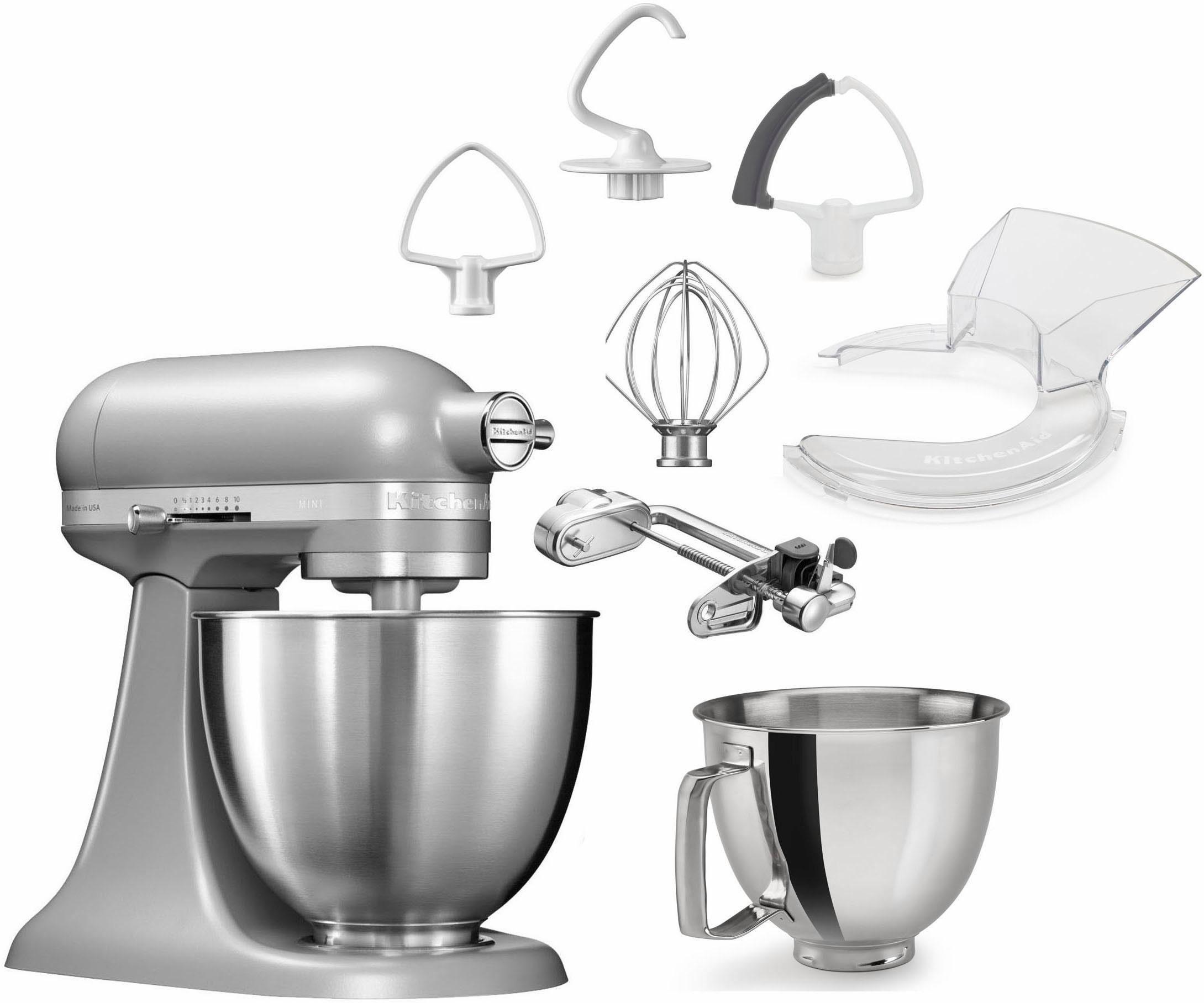 KitchenAid® Küchenmaschine Mini 5KSM3311XEFG, mit Sonderzubehör im Wert von 279,-€ UVP