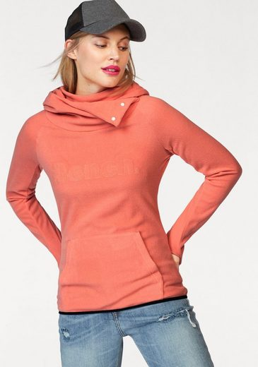 Bench Performance Fleecepullover OVERHEAD HOODY
