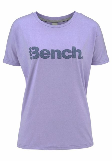 Damen Bench Performance T-Shirt Snow Tee  | 05054577505784