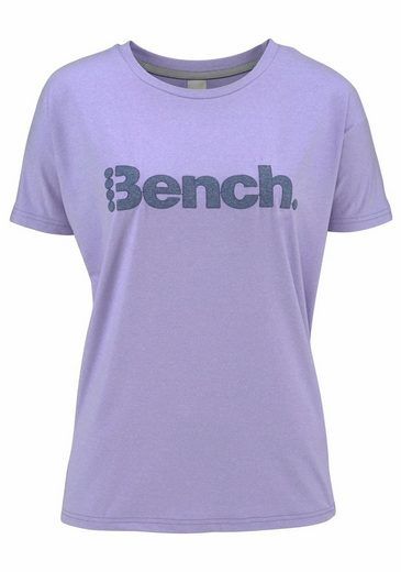 Bench Performance T-Shirt Snow Tee