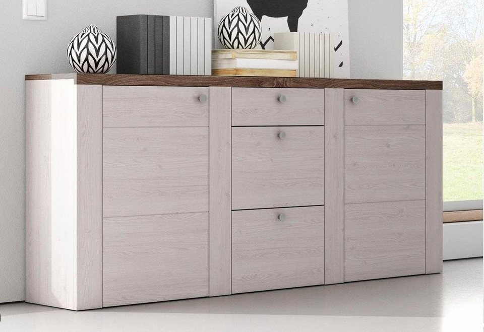 sideboard breite 176 cm online kaufen otto. Black Bedroom Furniture Sets. Home Design Ideas