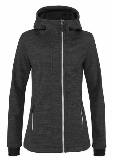 Bench Performance Strickfleecejacke