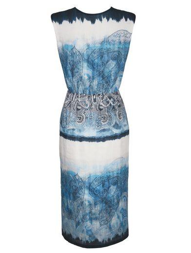 Alba Moda Druckkleid mit Farbverlauf mit Farbverlauf