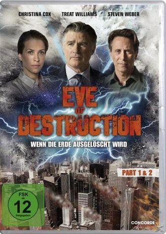 DVD »Eve of Destruction - Wenn die Erde ausgelöscht...«