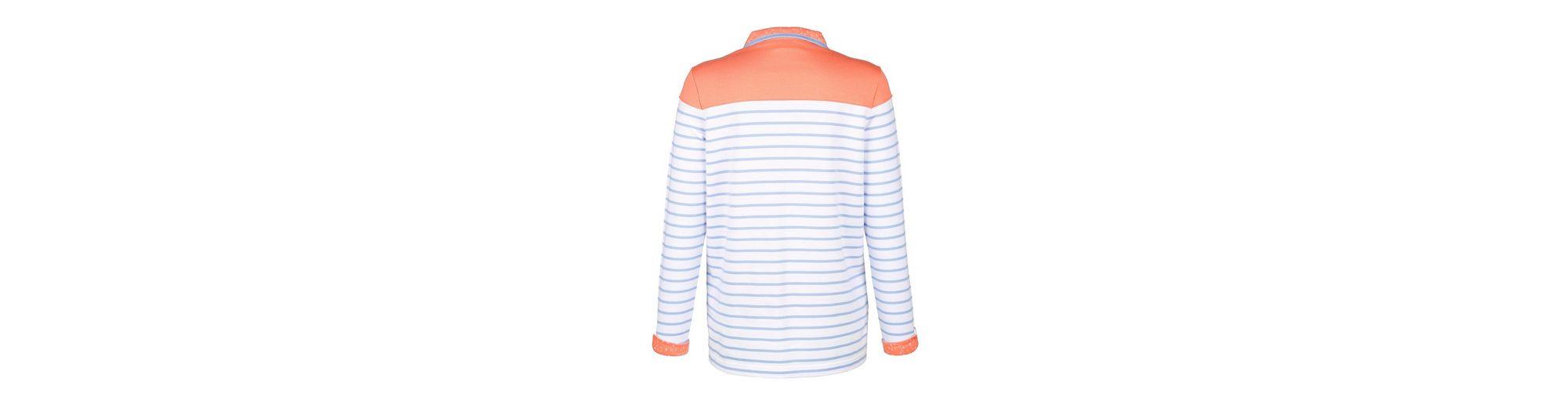 Paola Sweatshirt mit Streifen Freies Verschiffen Versorgung Bekommt Einen Rabatt Zu Kaufen UCstSxR