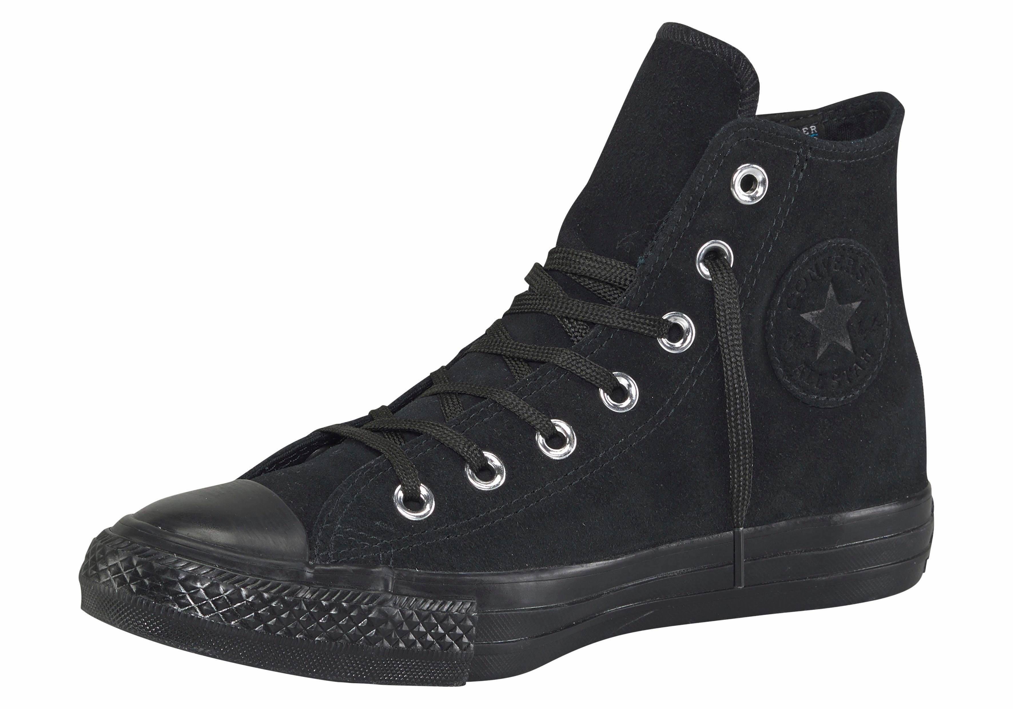 Converse Chuck Taylor All Star Hi W Sneaker  schwarz