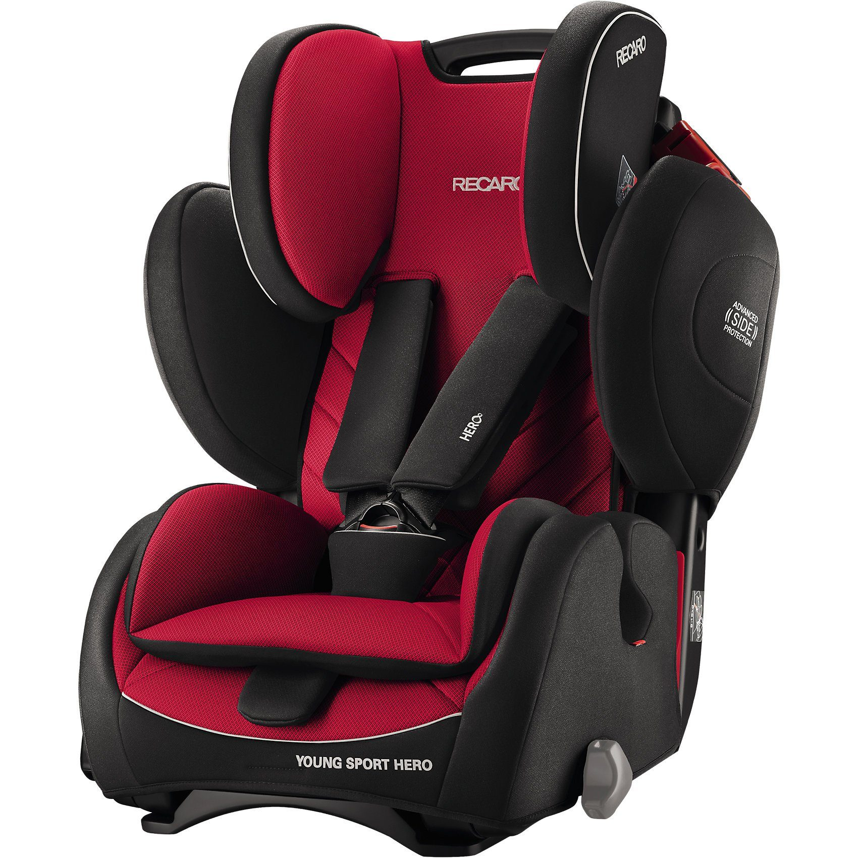 RECARO Auto-Kindersitz Young Sport HERO, Racing Red