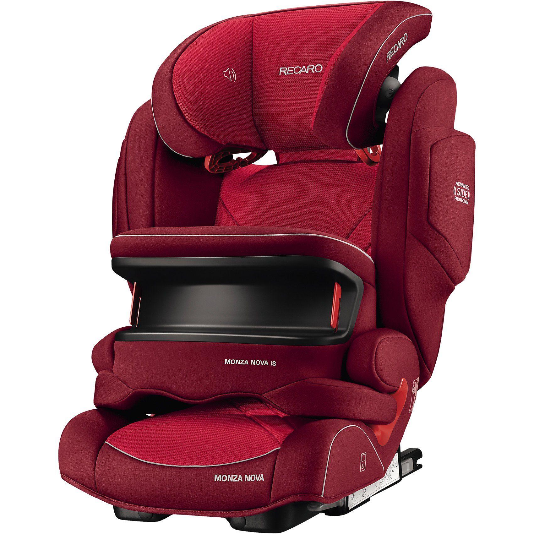 RECARO Auto-Kindersitz Monza Nova IS, Indy Red