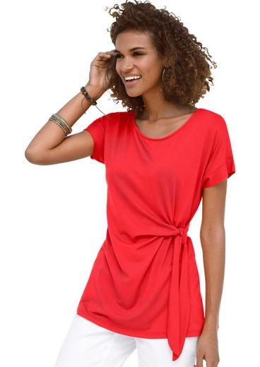 Classic Basics Longshirt in etwas längerer Form