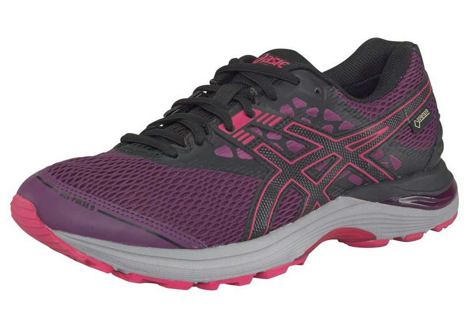 asics gel pulse 9 goretex laufschuh sehr gute d mfpung. Black Bedroom Furniture Sets. Home Design Ideas