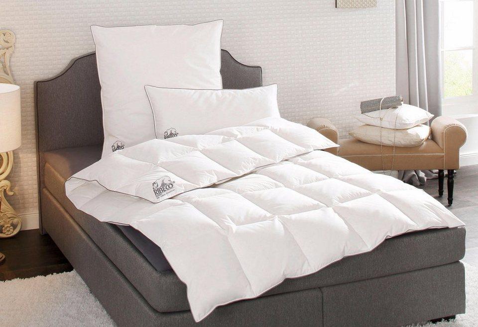 daunenbettdecke eve ribeco normal 90 daunen 10 federn online kaufen otto. Black Bedroom Furniture Sets. Home Design Ideas
