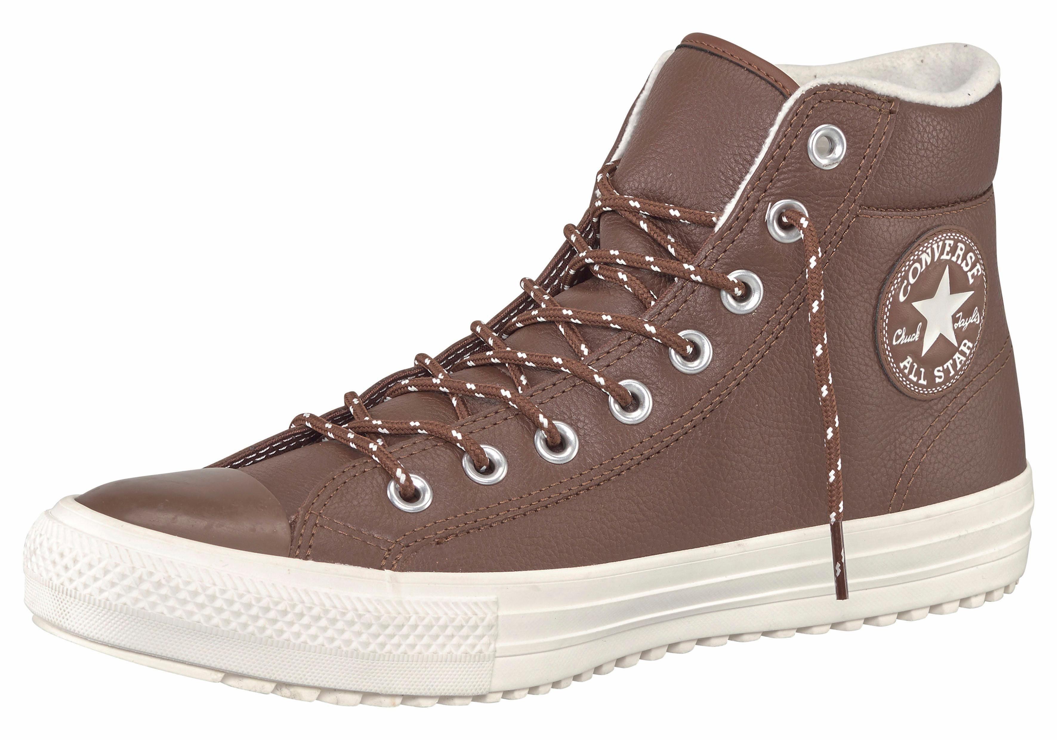 Converse Chuck Taylor All Star Boot Hi M Sneaker  dunkelbraun