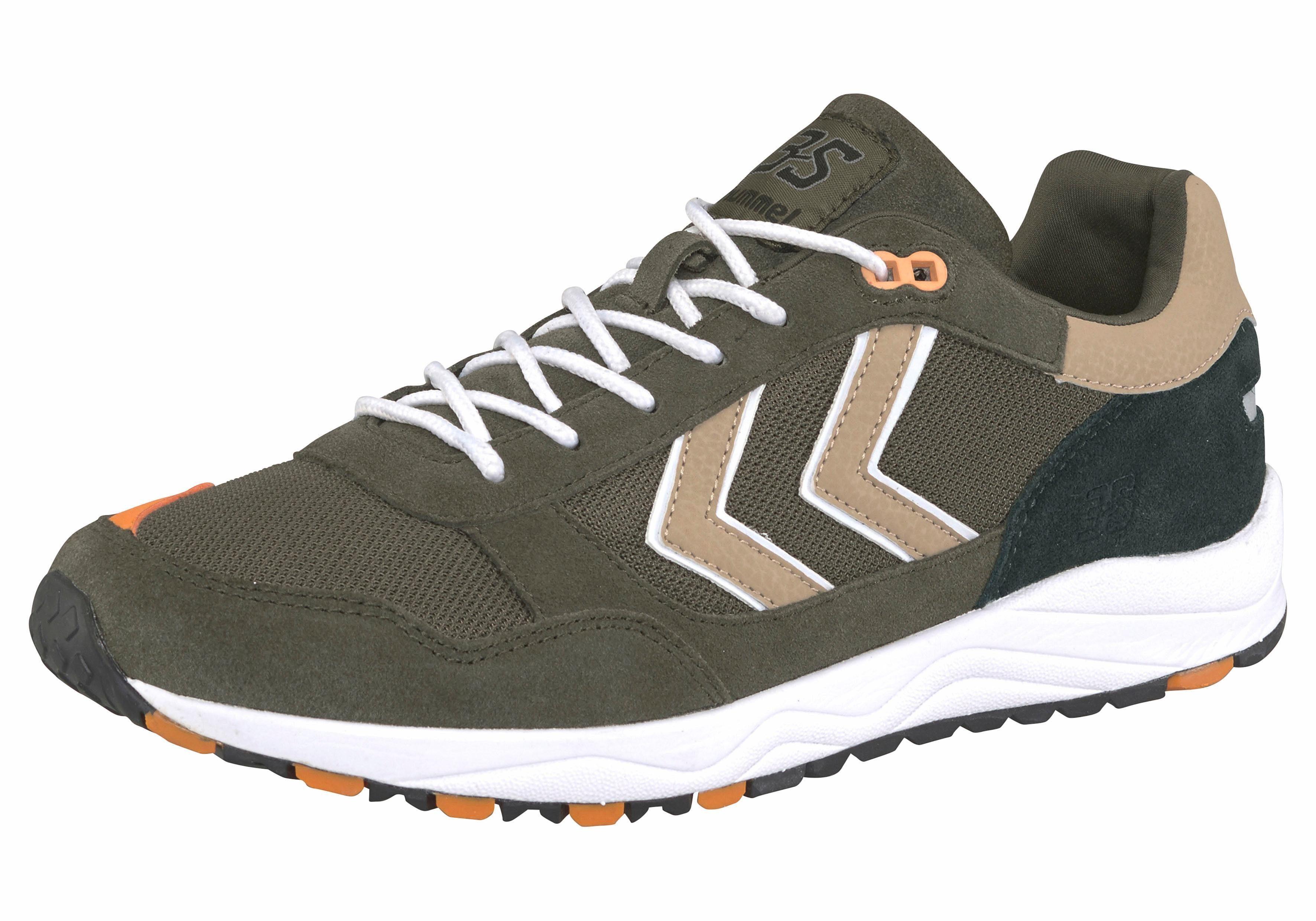 Hummel »3S Sport« Sneaker, grün, olivgrün