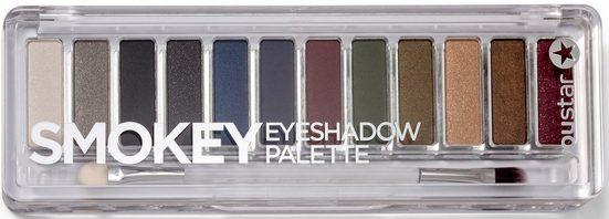 youstar Lidschatten-Palette »Smokey Eyes«, 2-tlg., stylischer Acrylcase