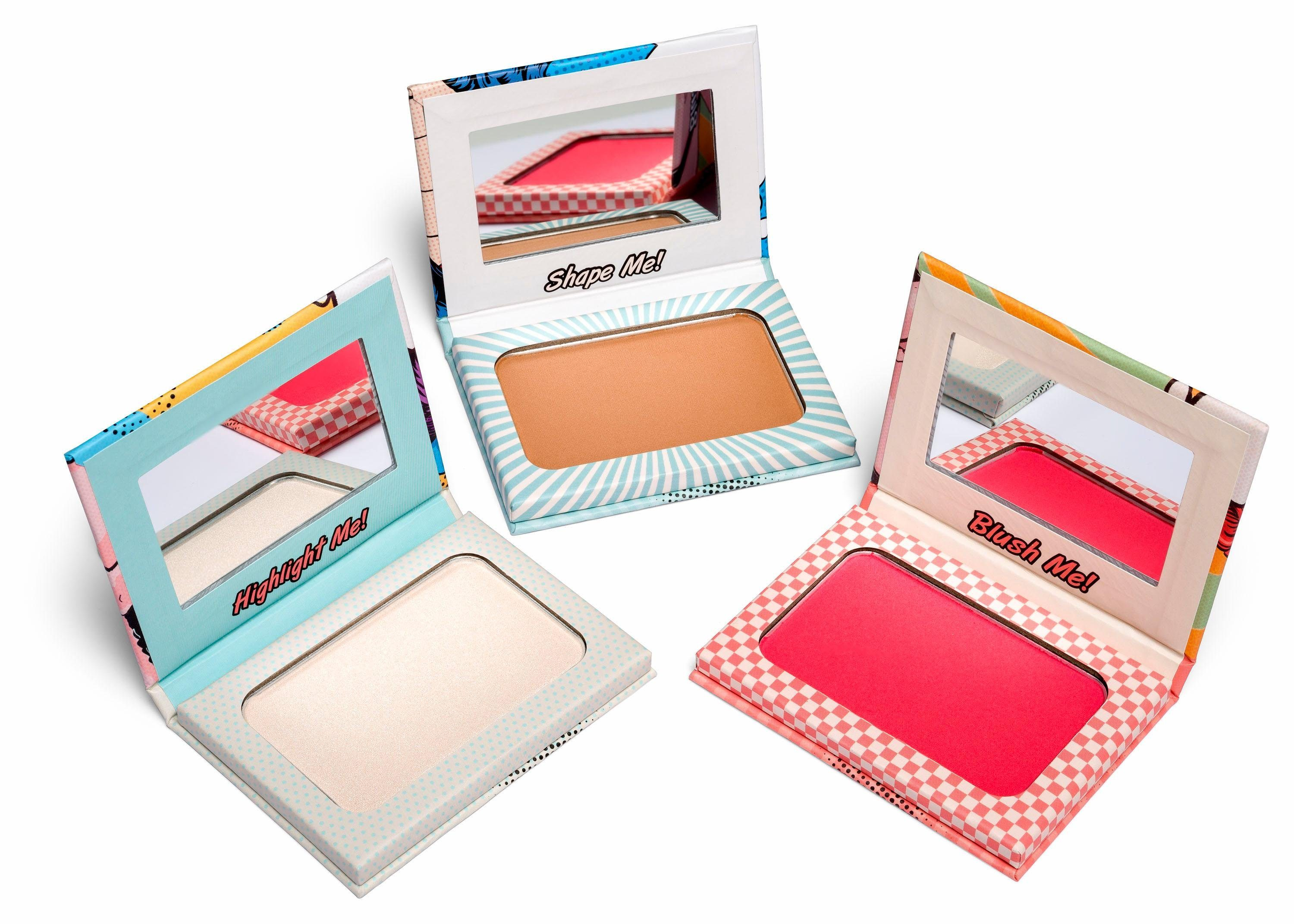 youstar Make-up Set »Mini Powder Books«, 3-tlg.
