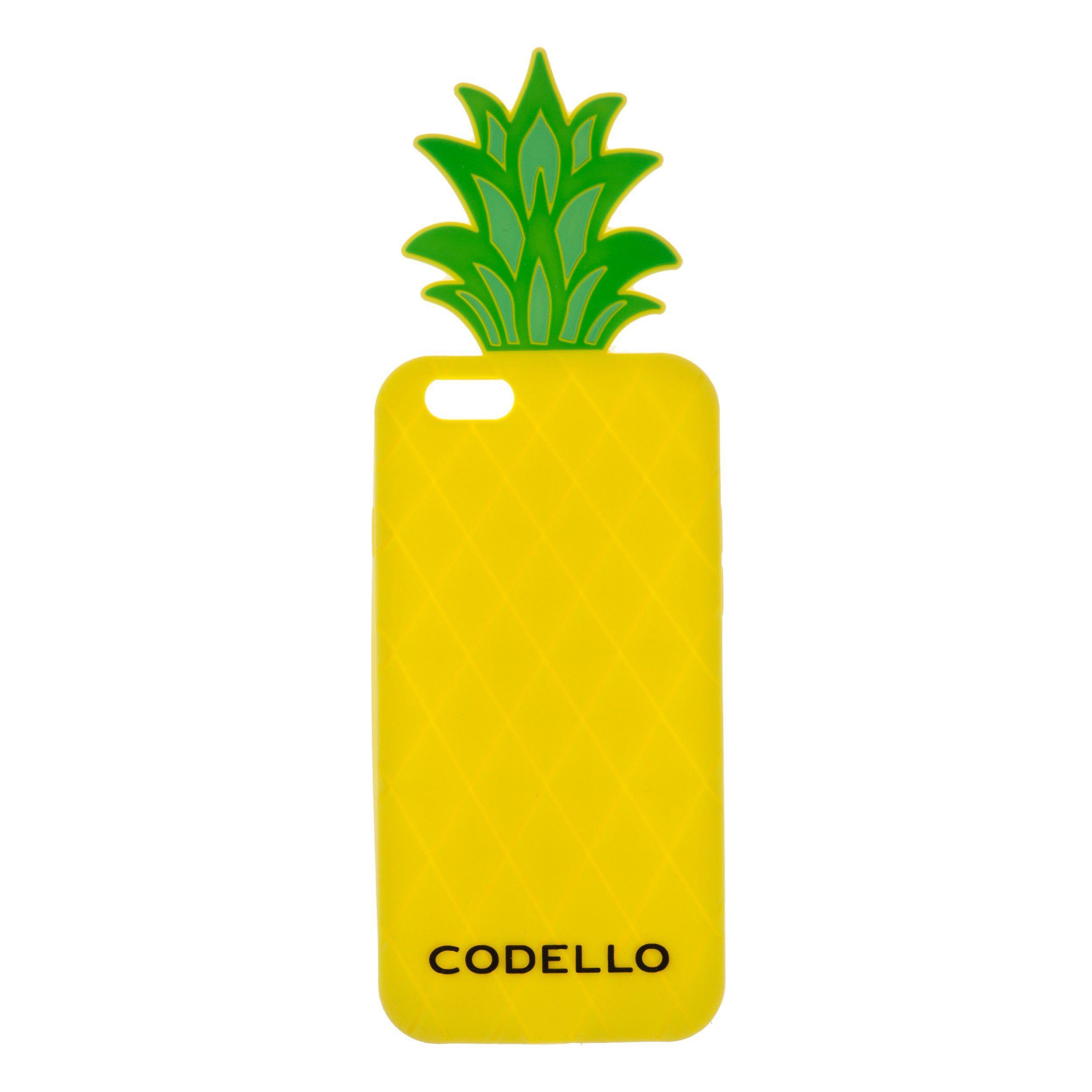 Codello iPhone Case im Ananas-Look