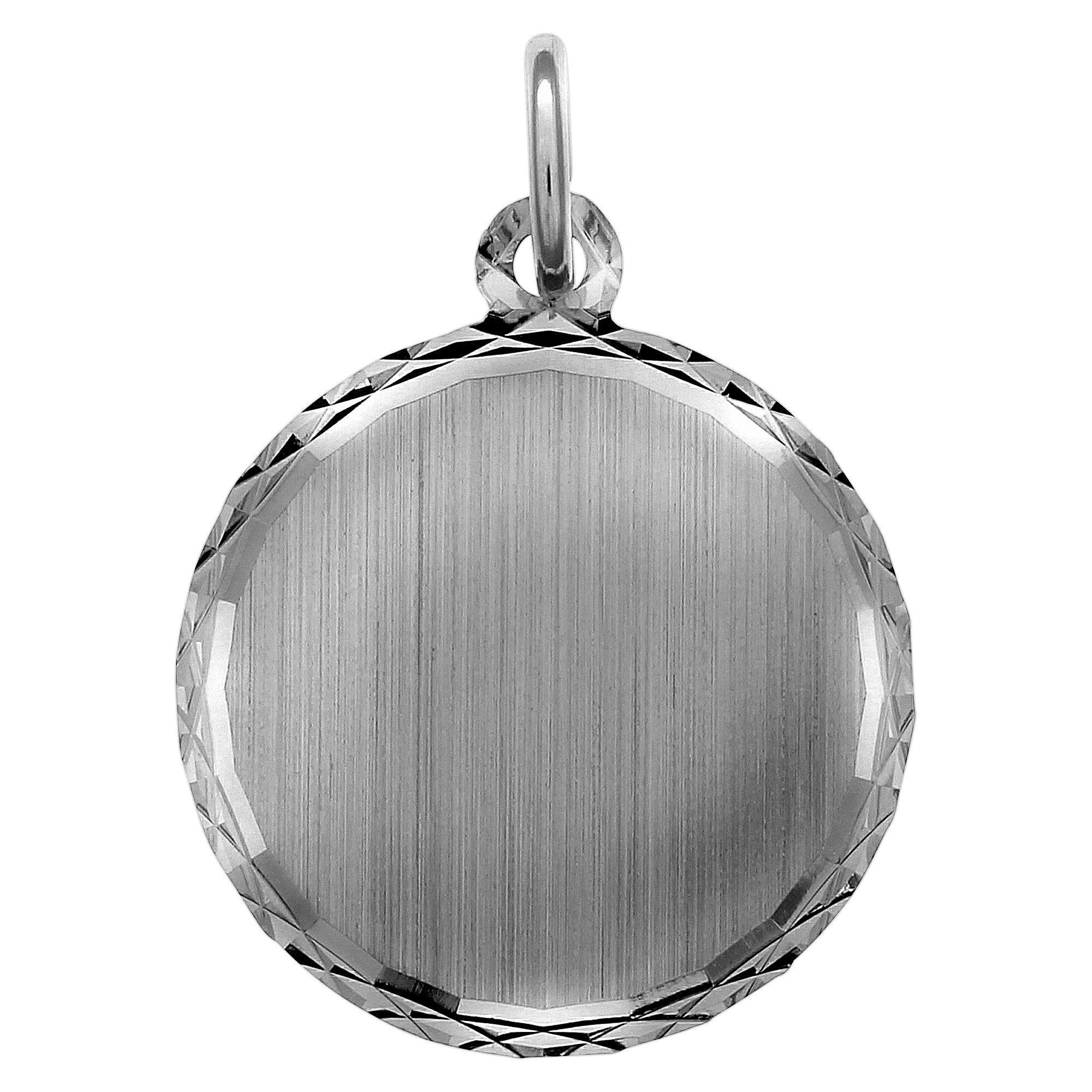 Firetti Anhänger »925/- Sterling Silber rhodiniert«