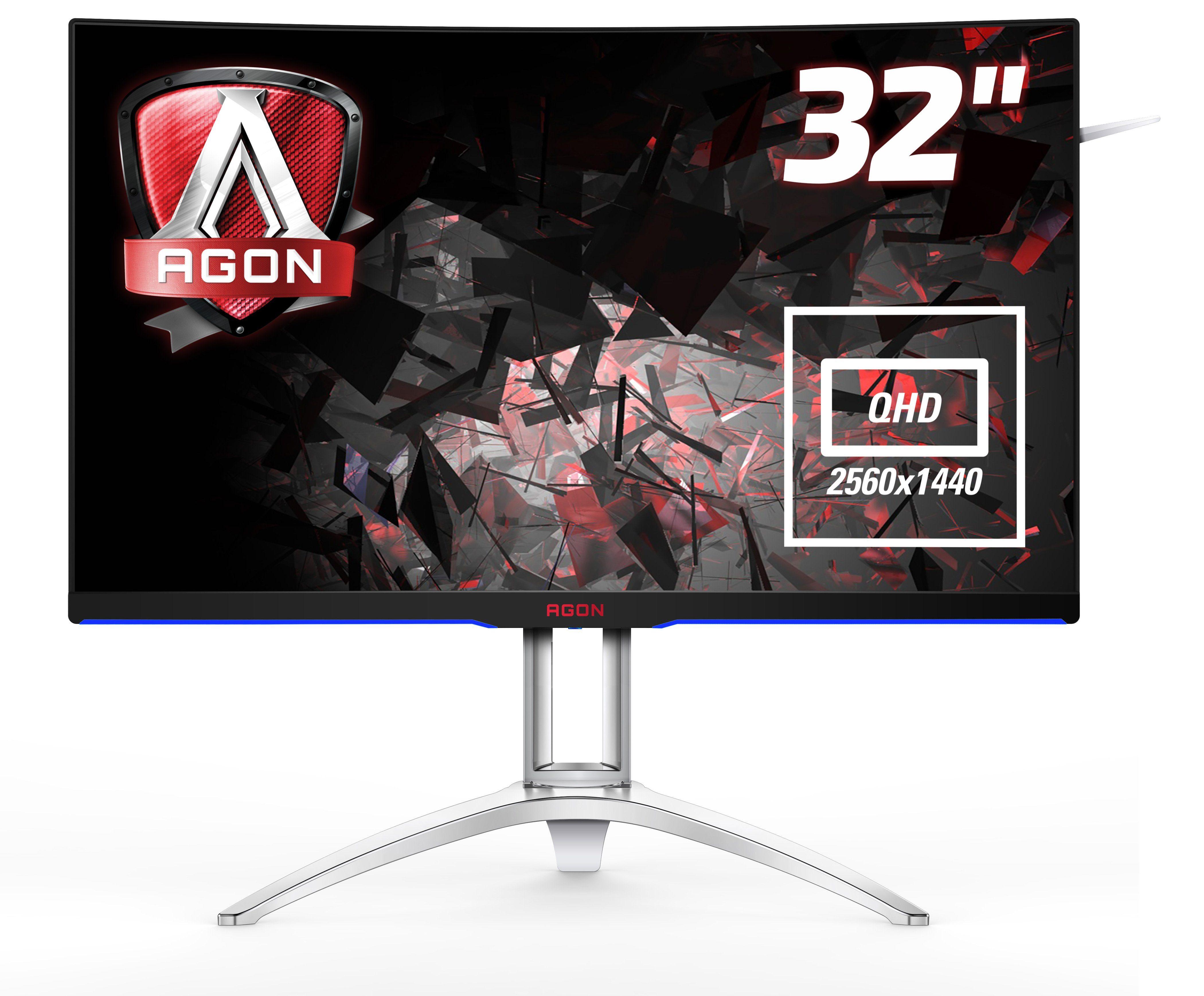 "AOC Gaming Monitor curved QHD AG322QCX 80 cm (31,5"") »AG322QCX«"