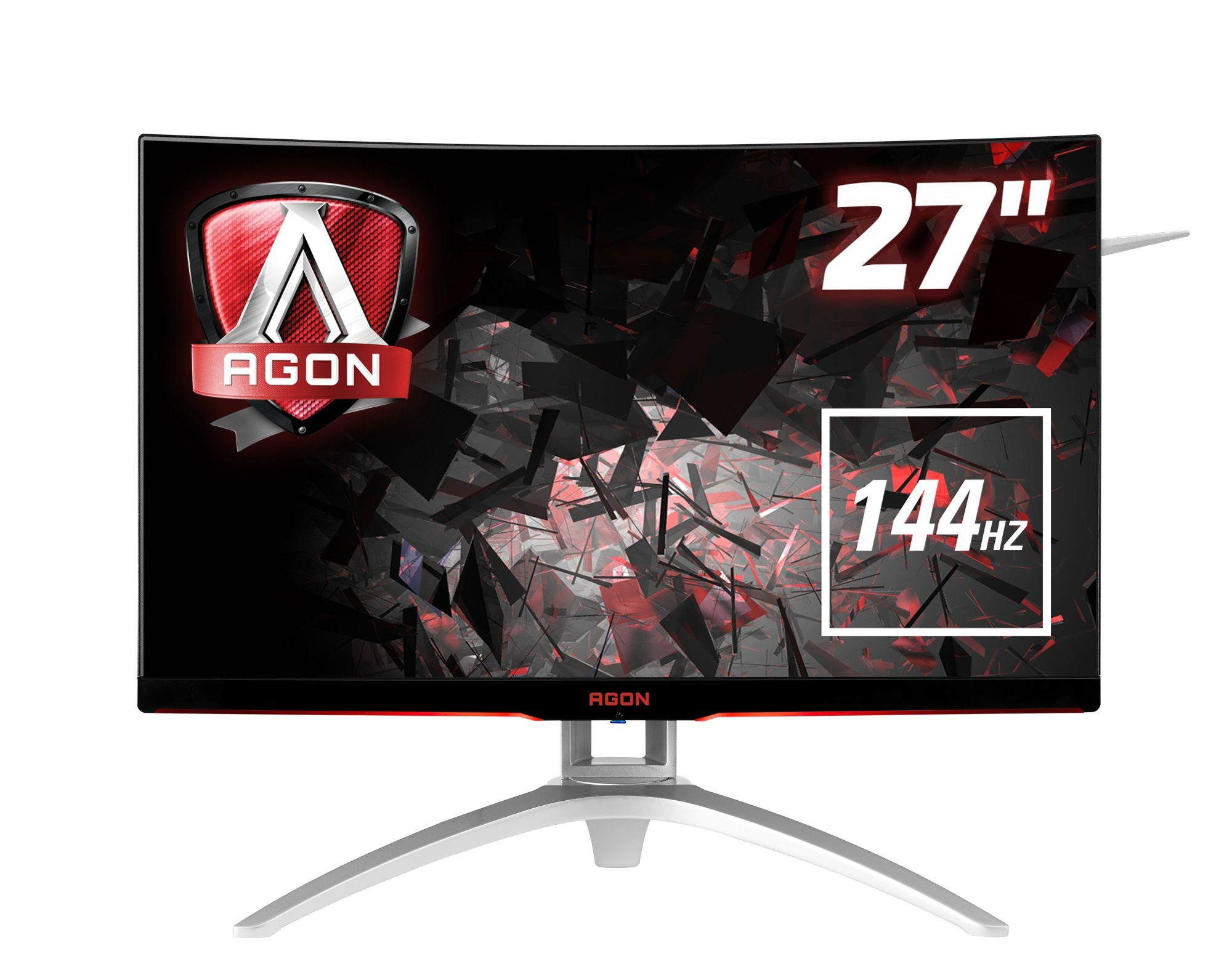 AOC Gaming Monitor curved Full-HD AG272FCX , 68,6cm 27 Zoll »AGON AG272FCX«