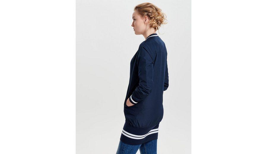Jacqueline de Yong Lange Bomber- Jacke Großer Verkauf Online-Shopping-Outlet Verkauf Modestil Ax6YH