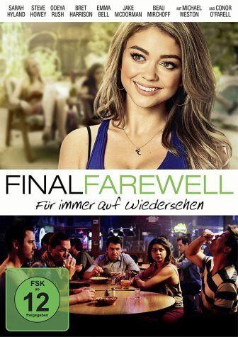 DVD »Final Farewell - Für immer auf Wiedersehen«