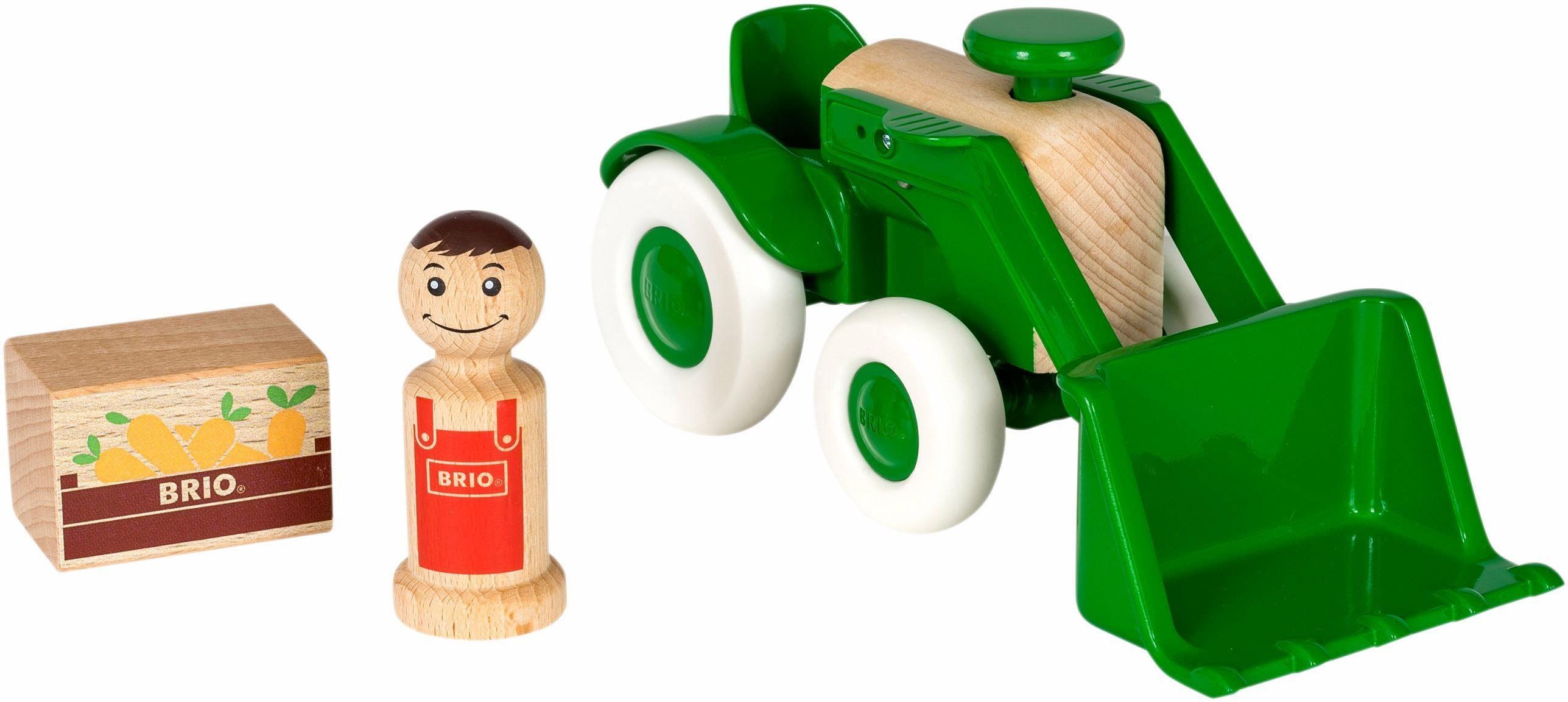 Brio Spielset, »Traktor mit Frontlader«