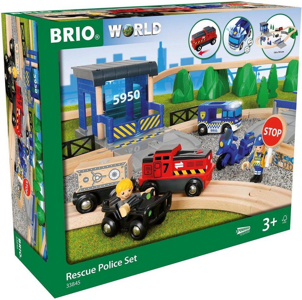 Brio spielzeugeisenbahn mit sound und lichtfunktion