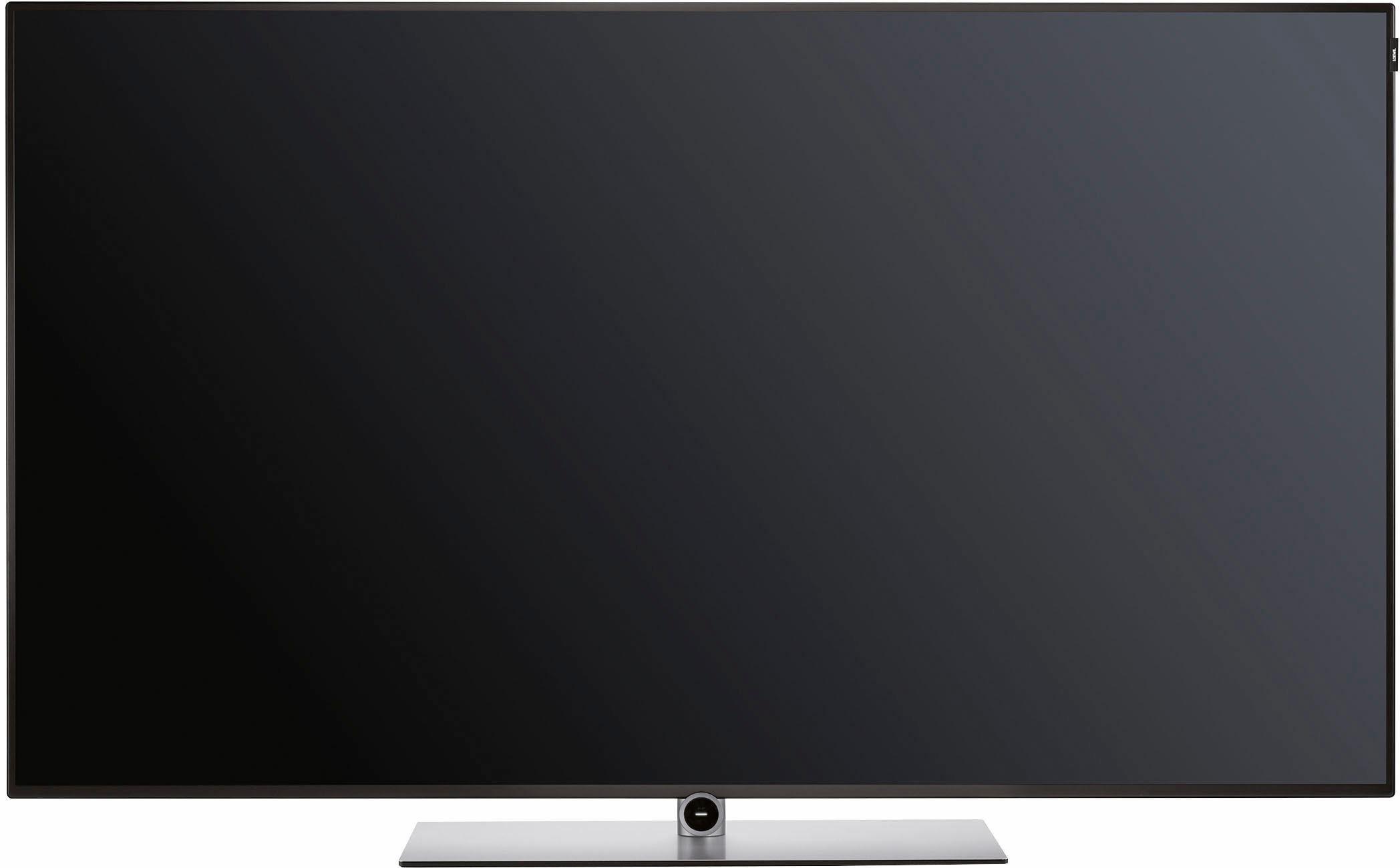 Loewe bild 1.65 LED-Fernseher (165 cm/65 Zoll, 4K Ultra HD, Smart-TV, Home Control Interface)