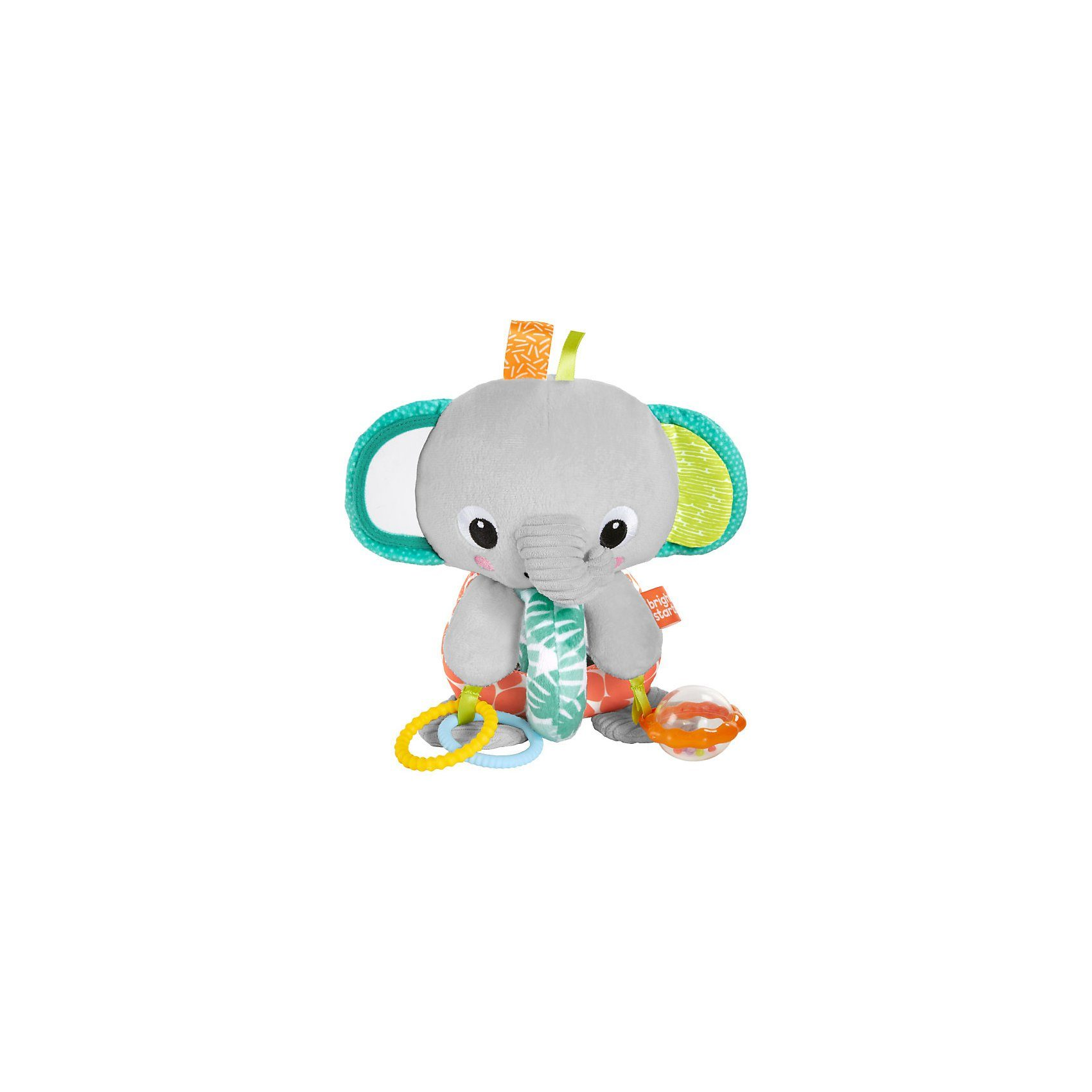 Kids II Explore & Cuddle Entdecker-Elefant