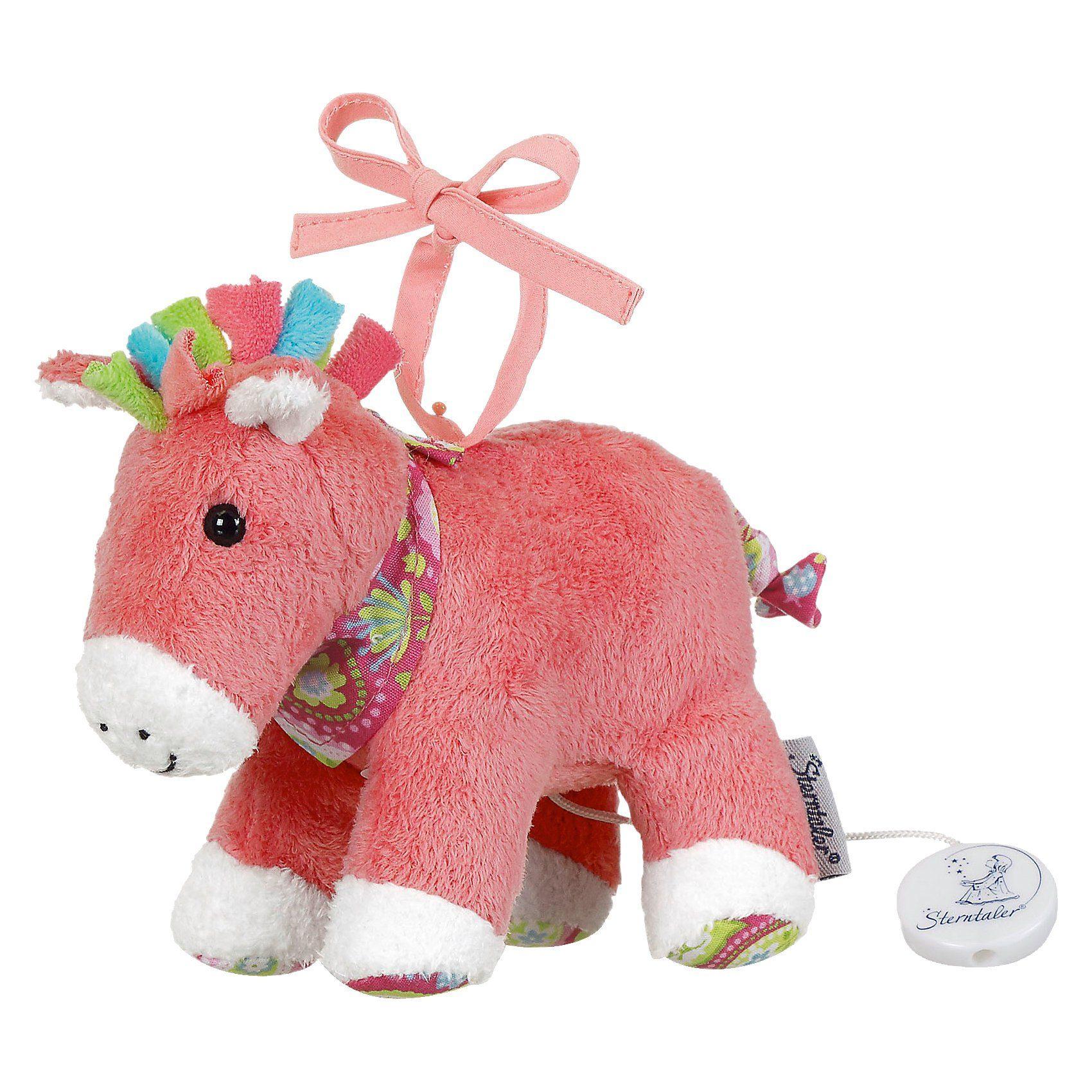 Sterntaler® Mini-Spieluhr Pferd Peggy