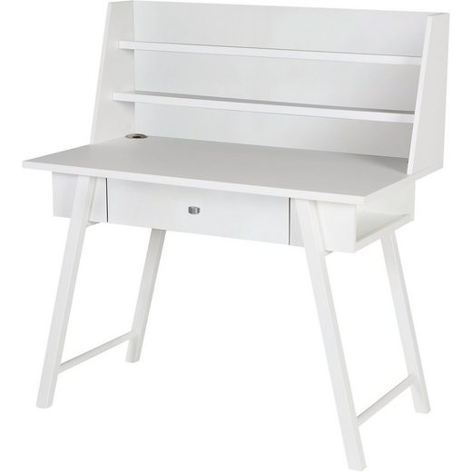 Schardt Schreibtisch Holly White, weiß